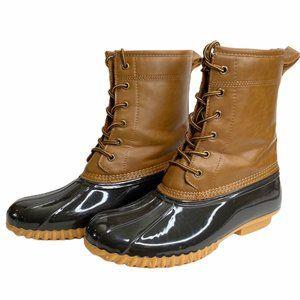 Sporto Ariel Women's Brown Duck Boots